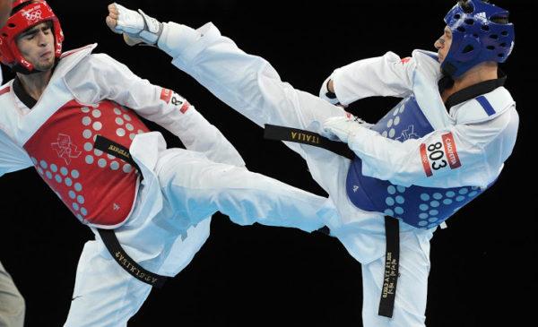 Taekwondo Gavoi