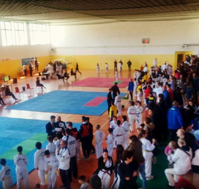 TkdGavoi campionato interregionale forme taekwondo sardegna italia barbagia gavoi