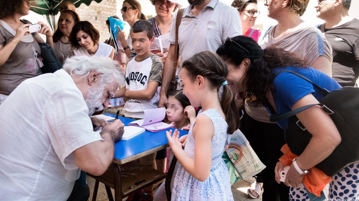 Programma Festival letterario Domenica 2 luglio Gavoi