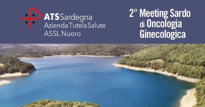 2° MEETING SARDO DI ONCOLOGIA GINECOLOGIA – 21e 22 SETTEMBRE GAVOI