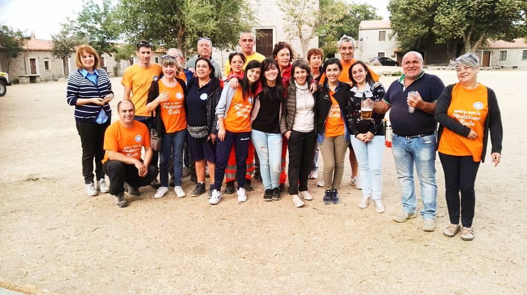CAMPO SCUOLA PROTEZIONE CIVILE LA PROCIV GAVOI RINGRAZIA…