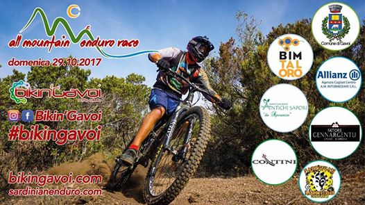 All Mountain Enduro Race GAVOI 29-10-2017  Bikin'Gavoi