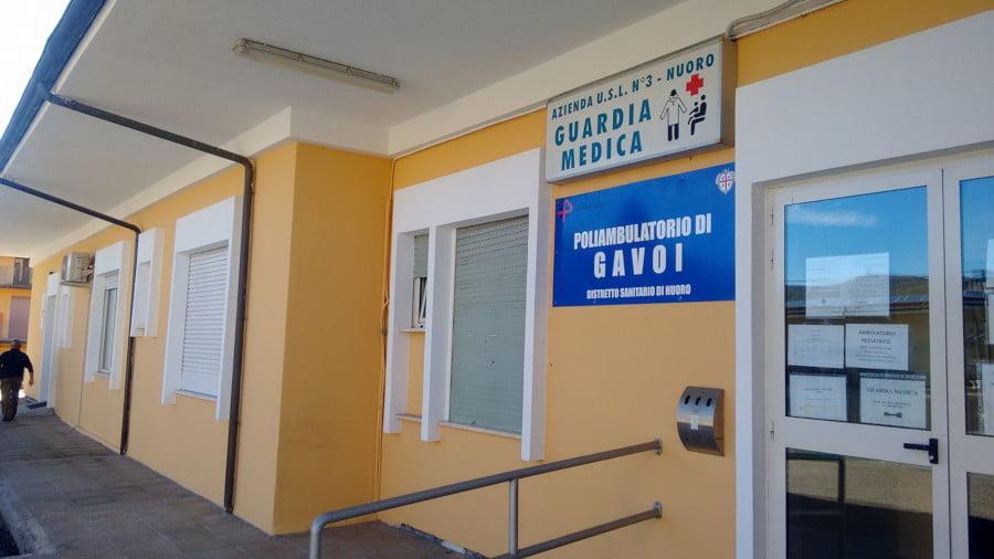 A Settembre apre l'Ambulatorio Chirurgico nella CASA DELLA SALUTE di Gavoi