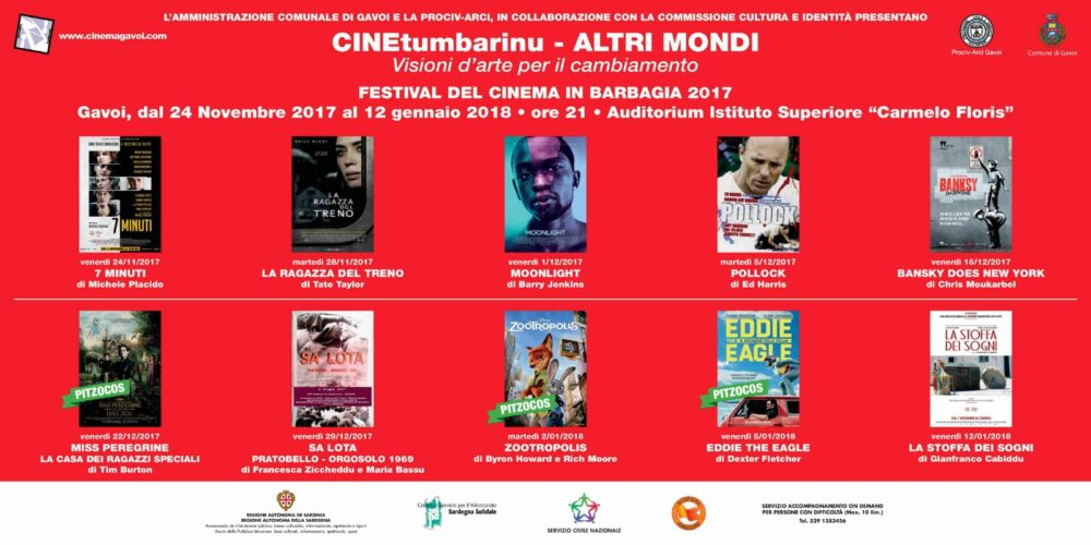 CINEtumbarinu – Festival del Cinema in Barbagia INVERNO 2017