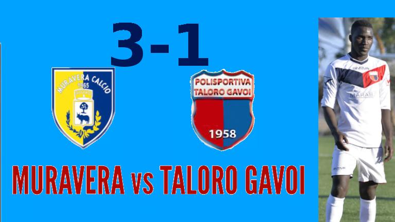 MURAVERA VS TALORO: 3-1