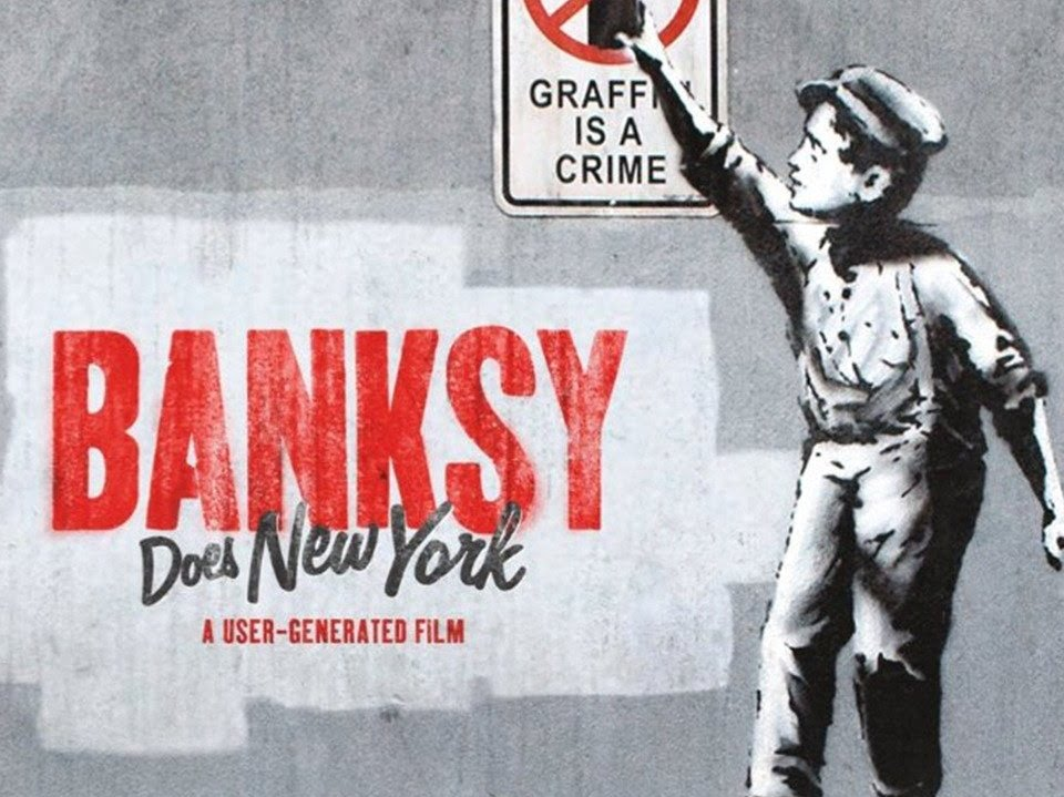 Bansky does New York – Ven. 15  Dicembre 2017 – a  GAVOI