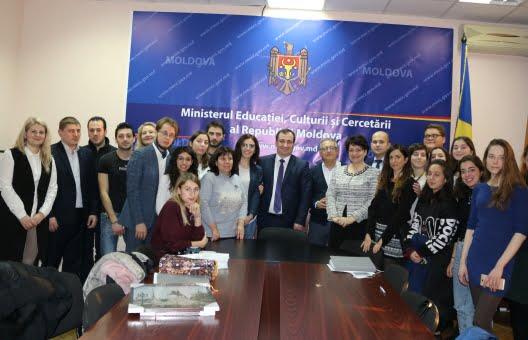 GIOVANI DI GAVOI IN MOLDAVIA Programma Erasmus Plus