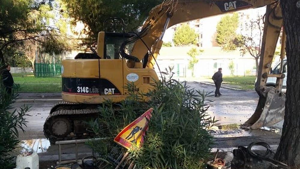 30 GENNAIO INTERRUZIONE DELL'ACQUA A GAVOI