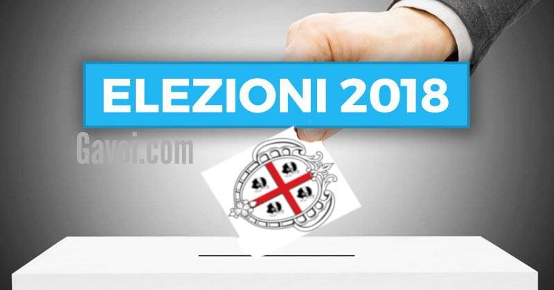 ELEZIONI POLITICHE 2018 A GAVOI