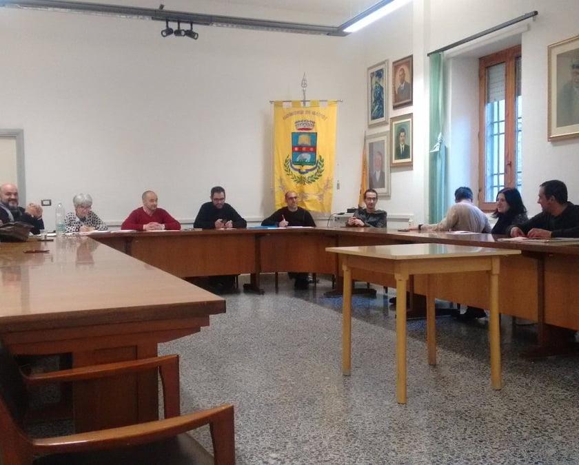 consiglio comunale gavoi