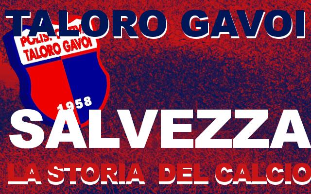 IL TALORO GAVOI E' SALVO