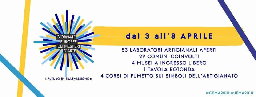 Giornate Europee dei Mestieri d'Arte 2018 Sardegna Anche a Gavoi…