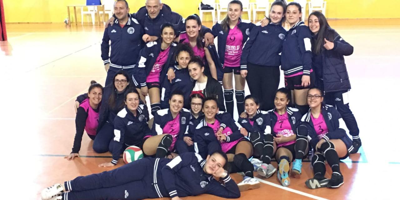 UN FINALE DI CAMPIONATO DA PRIMA DELLA CLASSE PER LA VOLLEY SAN GAVINO