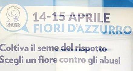 FIORI D'AZZURRO 14 -15 APRILE 2018 A GAVOI
