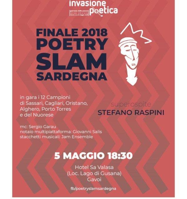 Programma completo della tre giorni di Poesie a Gavoi