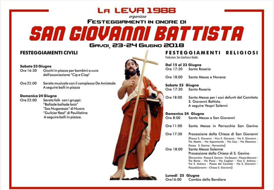 San Giovanni Battista a Gavoi