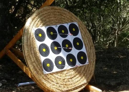 Campionato di Tiro con l'Arco 7 e 8 luglio a Gavoi