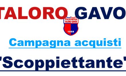 """TALORO GAVOI: UNA CAMPAGNA ACQUISTI """"STELLARE"""""""