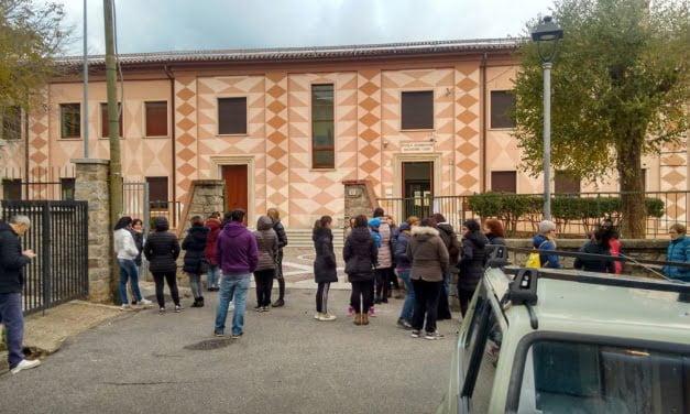 BANDO DI GARA PER I LAVORI DI RIQUALIFICAZIONE DEL CORTILE INTERNO DELL'ISTITUTO COMPRENSIVO DI GAVOI