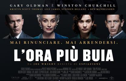 """L'ORA PIÙ BUIA  """"Ven. 10 Agosto"""""""