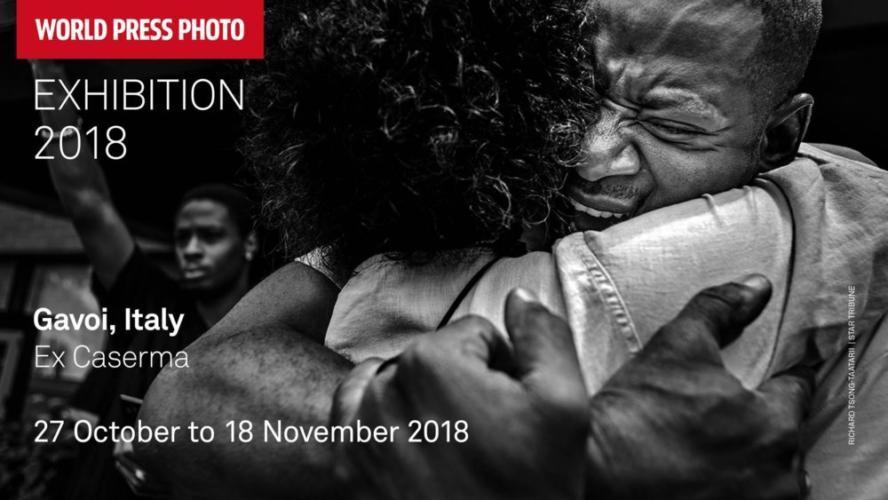 WORLD PRESS PHOTO EXIBITION 2018  a GAVOI