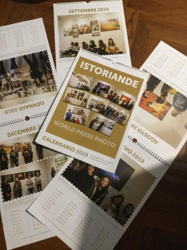 "Il calendario ""Istoriande"""