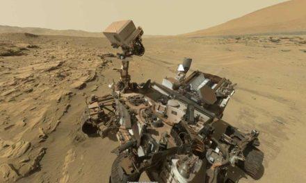 Anche su Marte un po' di Gavoi