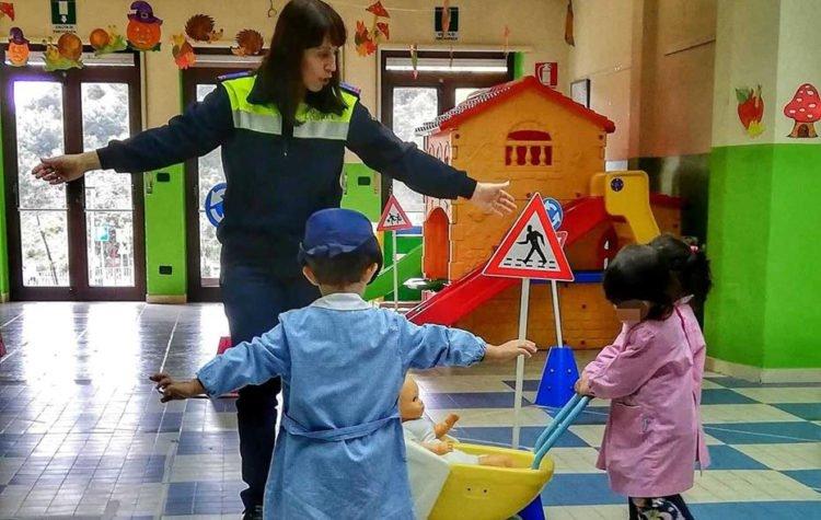 IL GRAN FINALE DEL CORSO EDUCAZIONE STRADALE