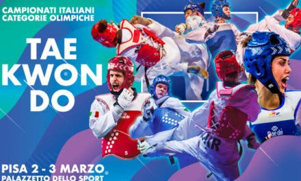 LA GIOVANE PROMESSA DEL TKD GAVOESE AI CAMPIONATI ITALIANI