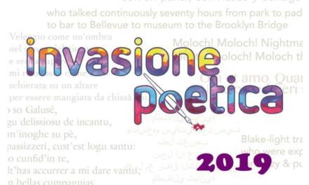 Invasione PoEtica – Giornate della Poesia!! 17, 18 e 19