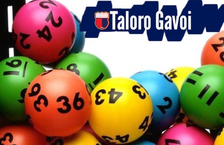 Lotteria a premi del Taloro Gavoi – I numeri vincenti –