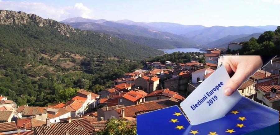 """Elezioni europee a Gavoi """"Domenica 26 maggio 2019"""" Tutti i risultati a Gavoi"""