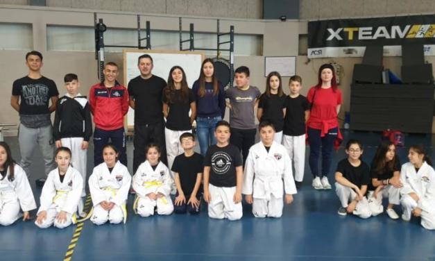 Sei campioni regionali per il Tkd Gavoi e il Tkd Ottana.