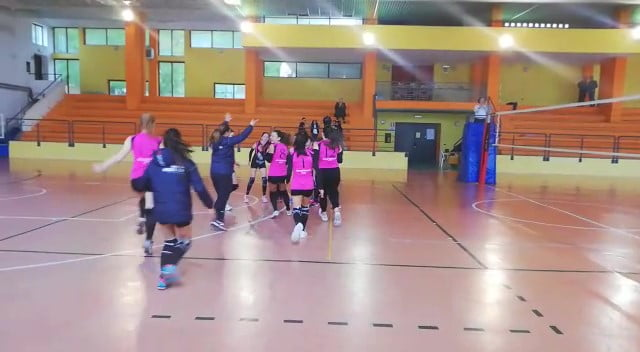 LA VOLLEY PSG SCONFITTA A VILLAGRANDE