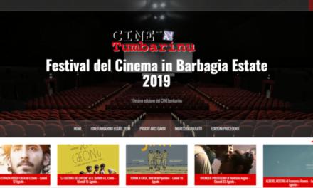 """Lunedi 12 Agosto il via la 19ª edizione del """"CINEtumbarinu"""" Festival del Cinema in Barbagia"""