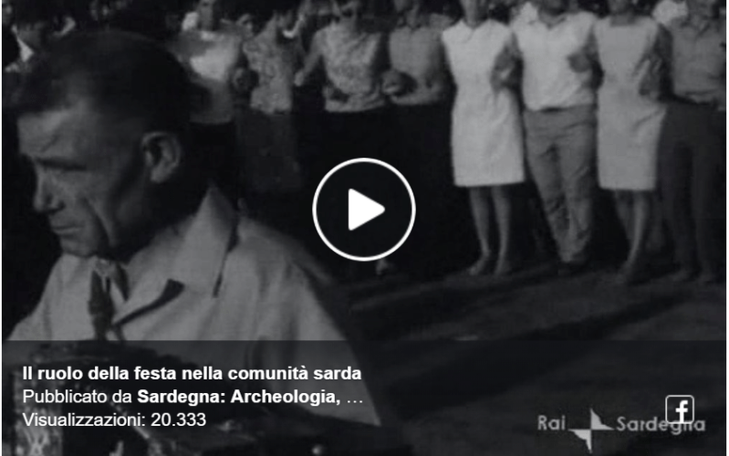 VIDEO RAI SA ITRIA GAVOI 1968