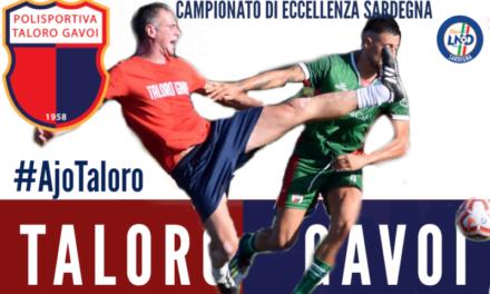 Il Calendario del Taloro Gavoi -LA PRIMA GIORNATA IN TRASFERTA –