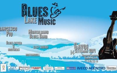 Seconda edizione del BLUES LAKE MUSIC Festival
