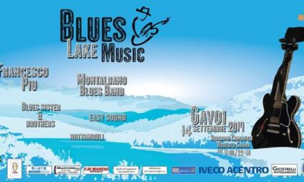 Seconda edizione del BLUES LAKE MUSIC Festival