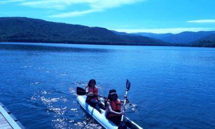 Il Lago di Gusana nello spot globale di Tiscali