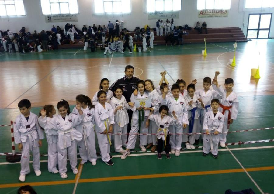 Riaprono i corsi di Taekwondo a Gavoi e Ottana
