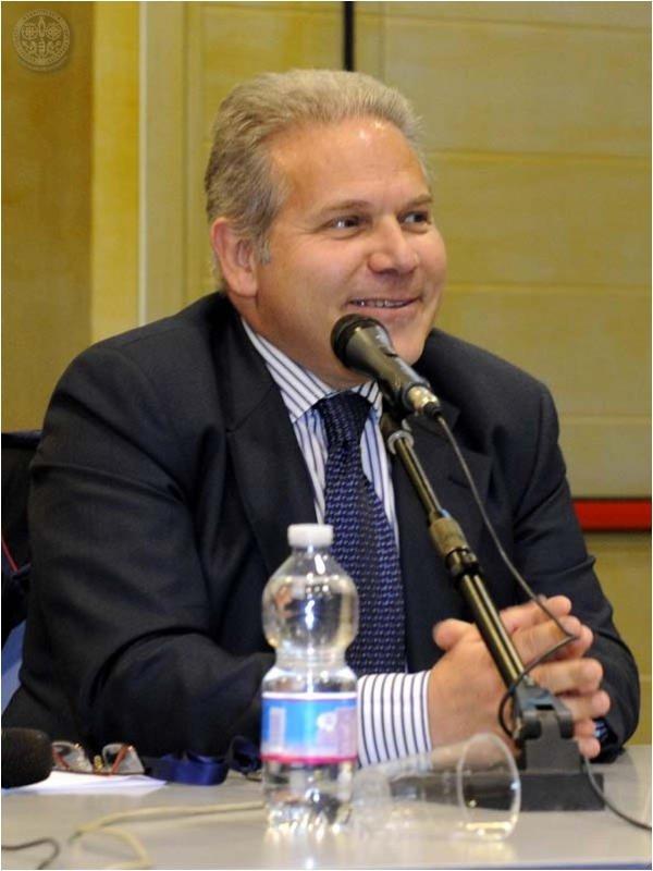 Il Direttore artistico Aldo Urru