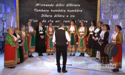 """""""Premio Ozieri per i cori tradizionali sardi"""" a """"Hellè"""" del Coro Eufonia"""