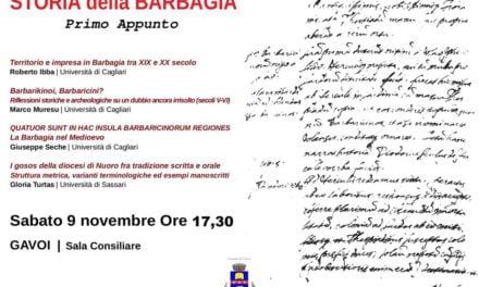 """""""Storia della Barbagia"""""""