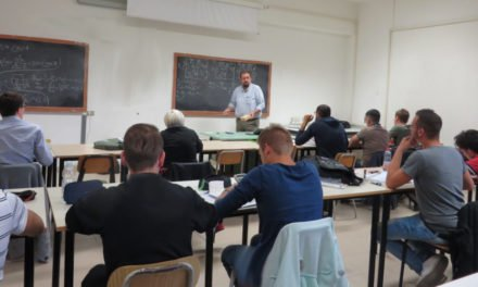 """""""Floris di Gavoi"""" avviato il corso serale per Geometri"""