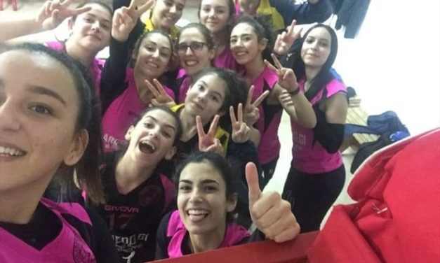 La Volley San Gavino Gavoi Vola al secondo posto
