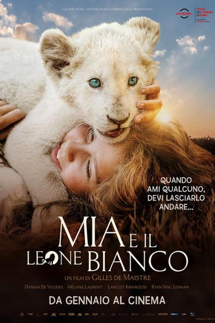 MIA E IL LEONE BIANCO di G. de Maistre DOM. 29 DIC. 2019 – ore 18.30
