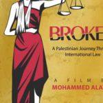 """""""BROKEN"""" la storia Muro dell'Apartheid"""" di Israele in Palestina"""