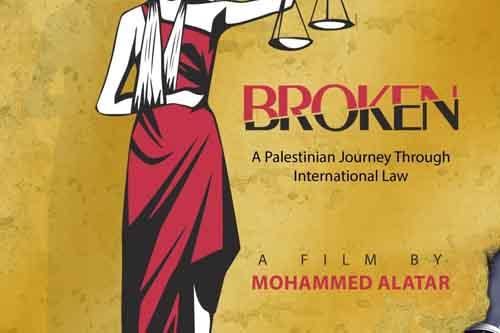 """""""BROKEN"""" la storia del """"Muro dell'Apartheid"""" di Israele in Palestina"""