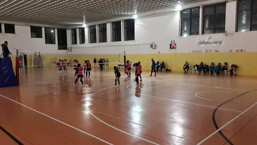 La Volley San Gavino a Orosei